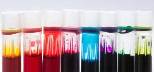 barva inkoust
