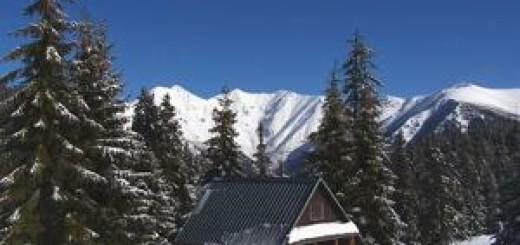 Tatry v zimě